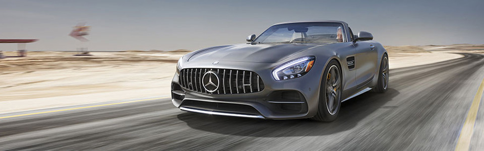 2018 Mercedes-Benz AMG GT Roadster Safety Main Img