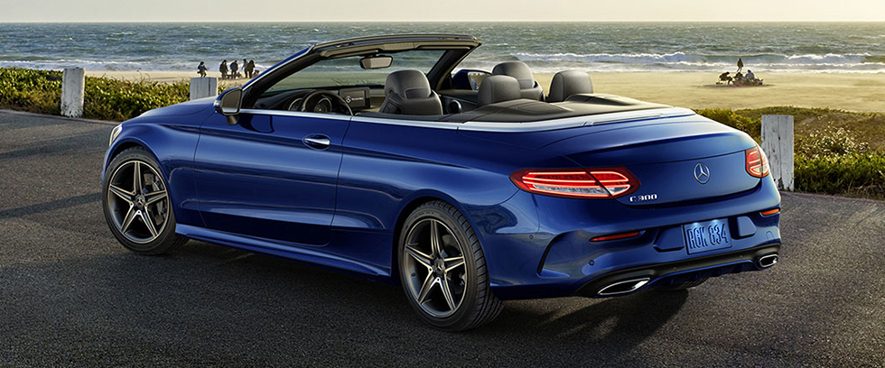 2018 Mercedes-Benz C Class Cabriolet Appearance Main Img
