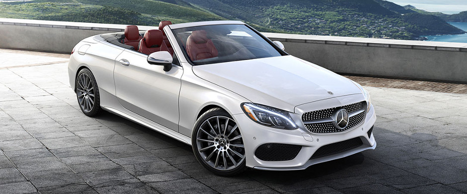 2018 Mercedes-Benz C Class Cabriolet Main Img