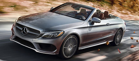 2018 Mercedes-Benz C Class Cabriolet performance