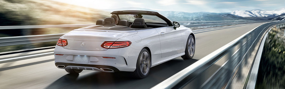 2018 Mercedes-Benz C Class Cabriolet Safety Main Img