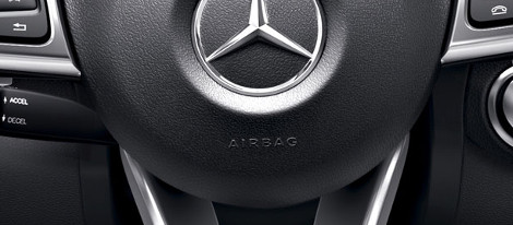 2018 Mercedes-Benz C Class Cabriolet Air Bag