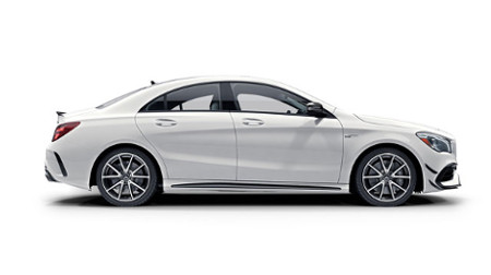 CLA Coupe 250 4MATIC