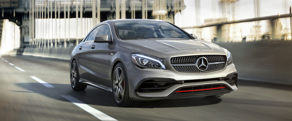 2018 Mercedes-Benz CLA Coupe Appearance Main Img
