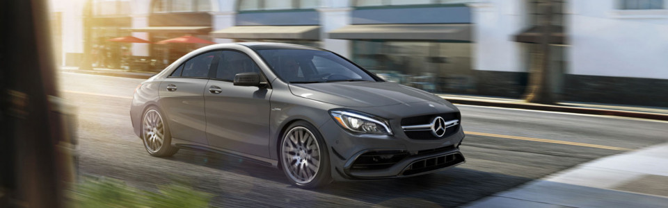 2018 Mercedes-Benz CLA Coupe Safety Main Img