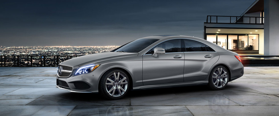 2018 Mercedes-Benz CLS Coupe Appearance Main Img