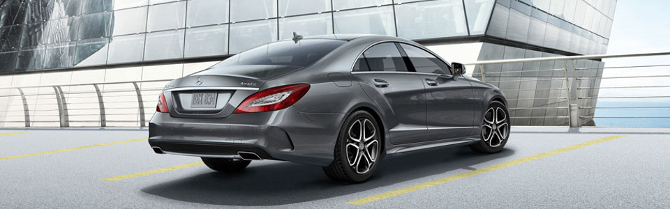 2018 Mercedes-Benz CLS Coupe Safety Main Img