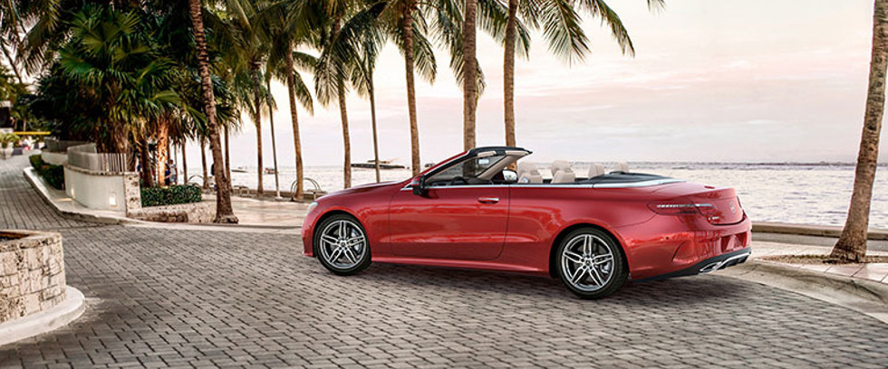 2018 Mercedes-Benz E Class Cabriolet Appearance Main Img