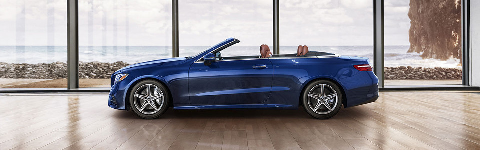 2018 Mercedes-Benz E Class Cabriolet Safety Main Img