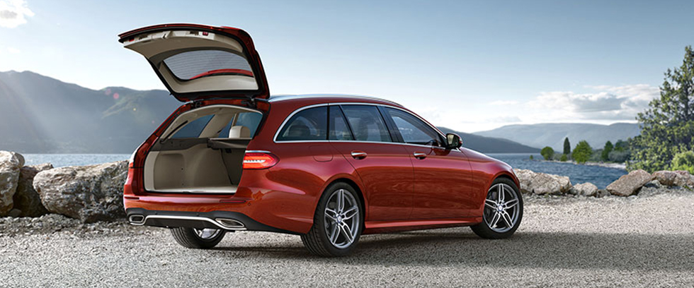 2018 Mercedes-Benz E Class Wagon Appearance Main Img