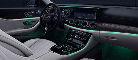 2018 Mercedes-Benz E Class Wagon interior