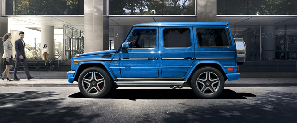 2018 Mercedes-Benz G Class SUV Appearance Main Img