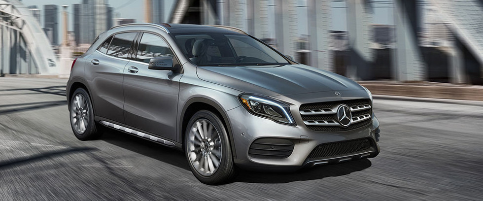2018 Mercedes-Benz GLA SUV Appearance Main Img