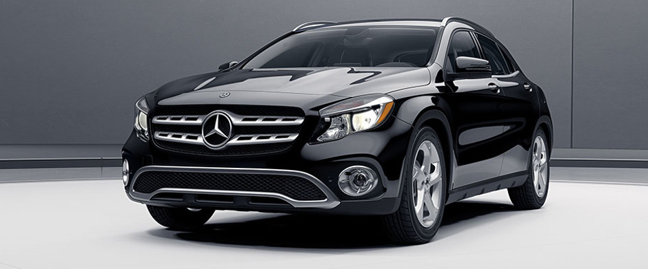 2018 Mercedes-Benz GLA SUV Main Img