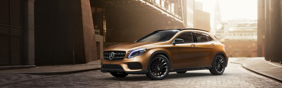 2018 Mercedes-Benz GLA SUV Safety Main Img