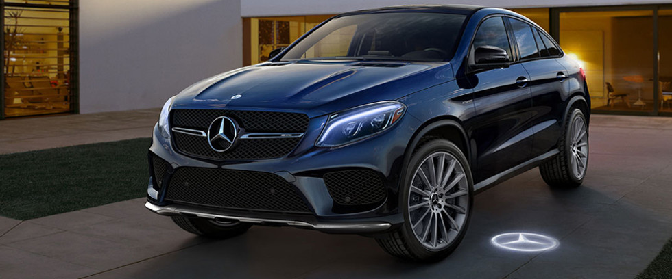 2018 Mercedes-Benz GLE Coupe Appearance Main Img