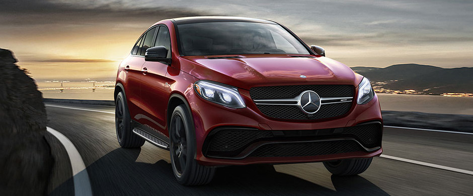 2018 Mercedes-Benz GLE Coupe Main Img