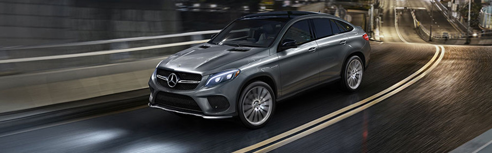 2018 Mercedes-Benz GLE Coupe Safety Main Img