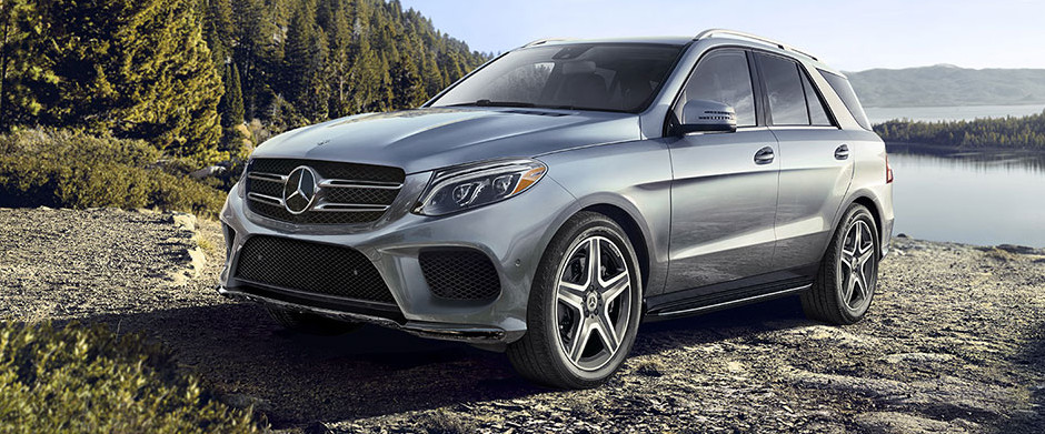 2018 Mercedes-Benz GLE SUV Main Img