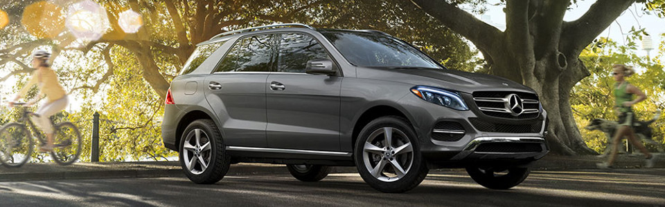 2018 Mercedes-Benz GLE SUV Safety Main Img