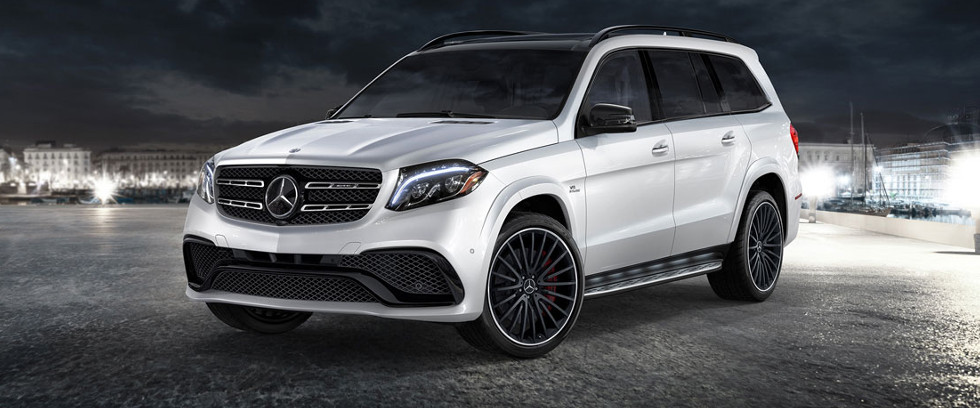 2018 Mercedes-Benz GLS SUV Appearance Main Img