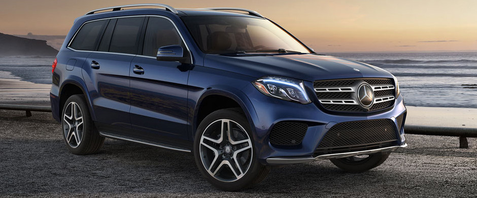 2018 Mercedes-Benz GLS SUV Main Img