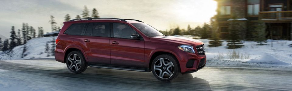 2018 Mercedes-Benz GLS SUV Safety Main Img
