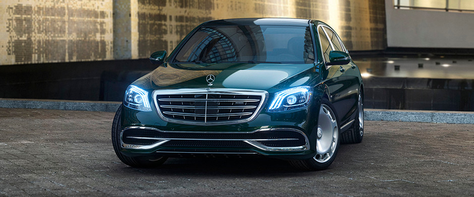 2018 Mercedes-Benz Maybach Main Img