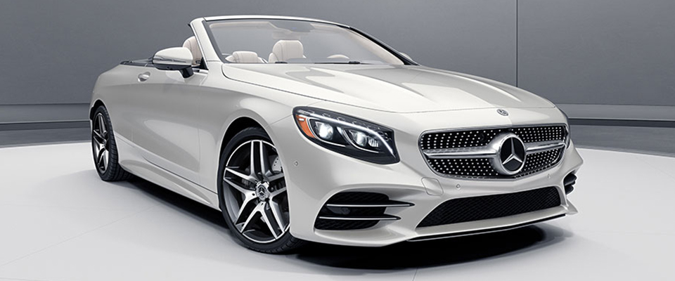 2018 Mercedes-Benz S Class Cabriolet Appearance Main Img