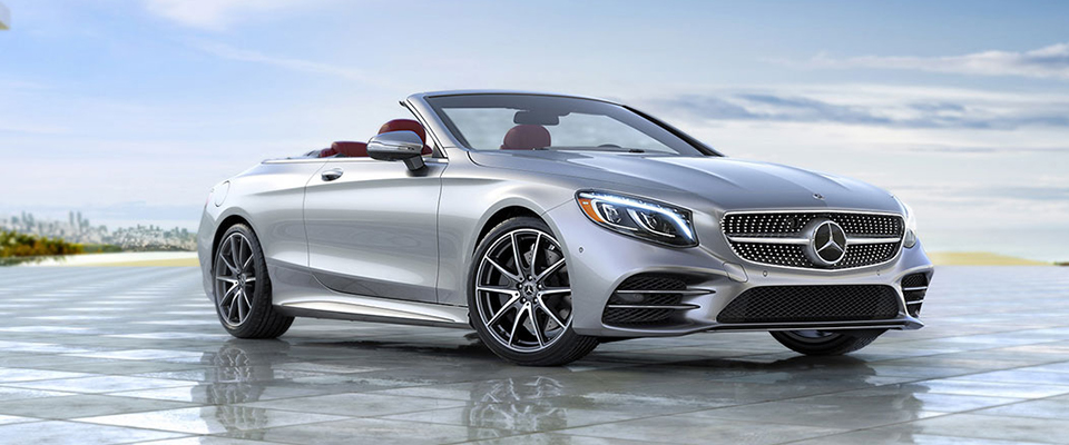 2018 Mercedes-Benz S Class Cabriolet Main Img