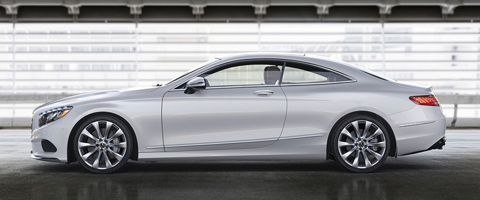 2018 Mercedes-Benz S Class Coupe Appearance Main Img