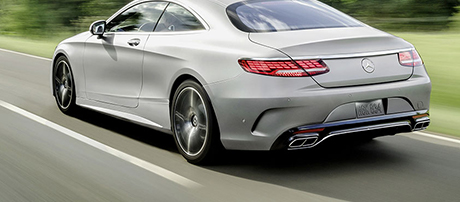 2018 Mercedes-Benz S Class Coupe biturbo V8