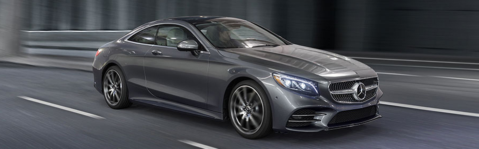2018 Mercedes-Benz S Class Coupe Safety Main Img