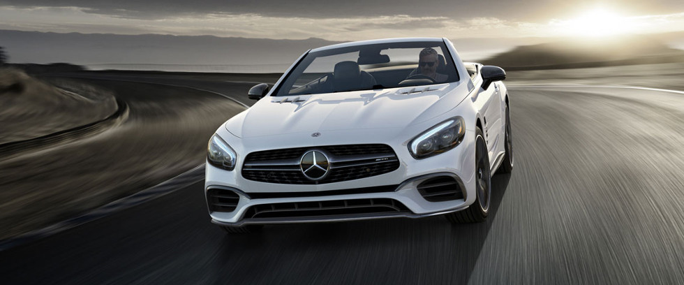 2018 Mercedes-Benz SL Roadster Appearance Main Img