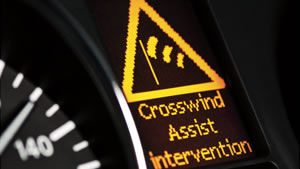 Crosswind Assist