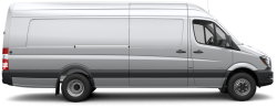 2018 Mercedes-Benz Sprinter Cargo Van High Roof - 170 Wheelbase Extended