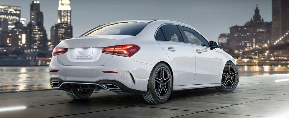 2019 Mercedes-Benz A-Class Sedan Appearance Main Img