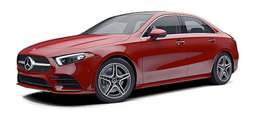 2019 Mercedes-Benz A-Class Sedan appearance