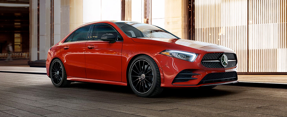 2019 Mercedes-Benz A-Class Sedan Main Img