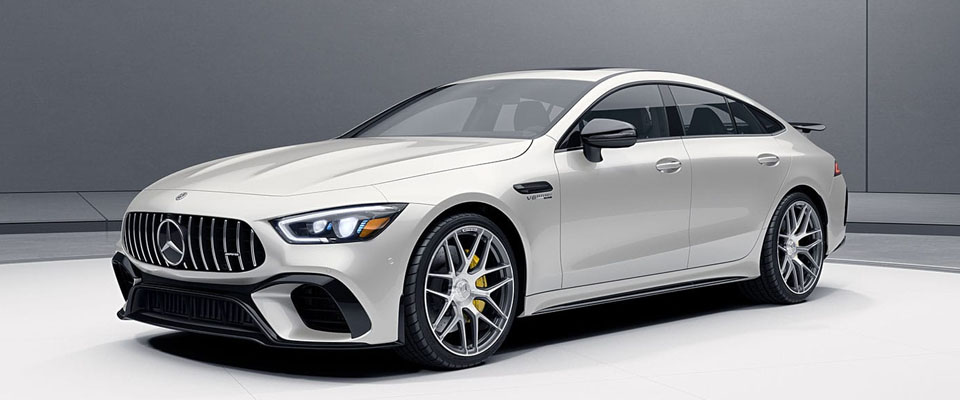 2019 Mercedes-Benz AMG GT 4-door Coupe Appearance Main Img