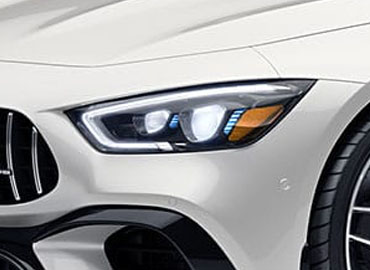Active LED High-Performance Headlamps