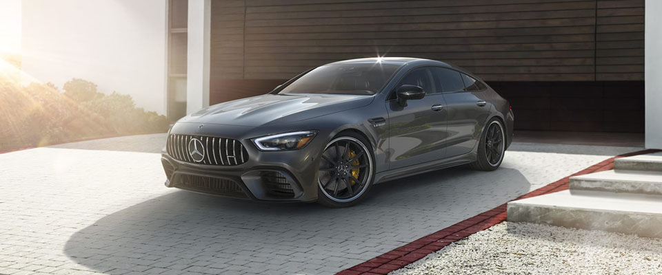 2019 Mercedes-Benz AMG GT 4-door Coupe Main Img