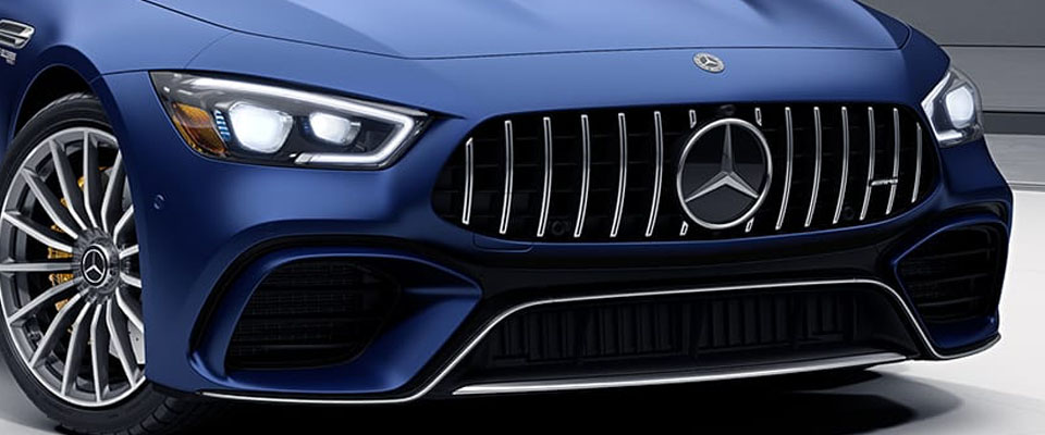 2019 Mercedes-Benz AMG GT 4-door Coupe Safety Main Img