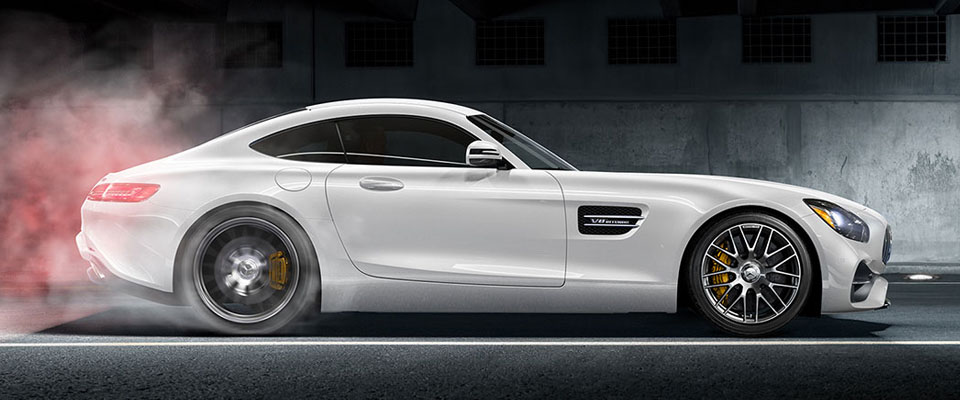 2019 mercedes-benz AMG GT Coupe Appearance Main Img