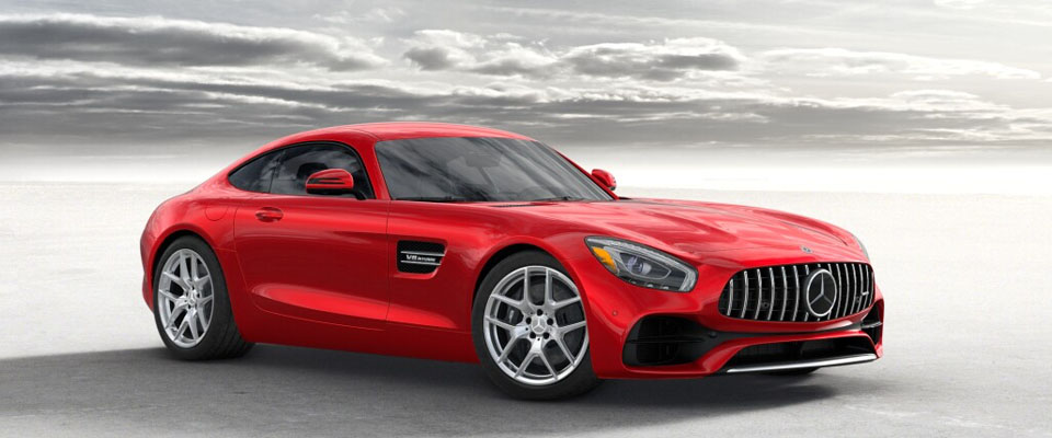 2019 mercedes-benz AMG GT Coupe Main Img