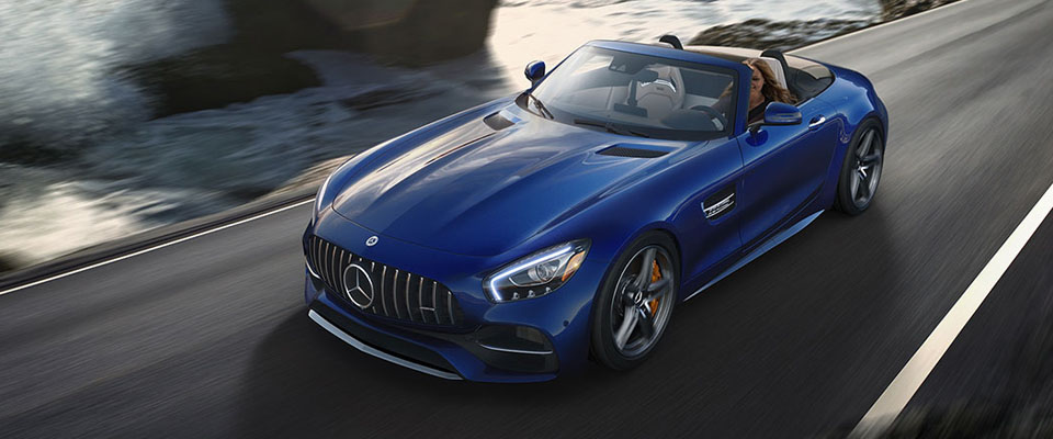 2019 mercedes-benz AMG GT Roadster Appearance Main Img