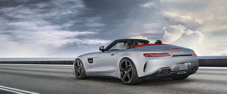 2019 mercedes-benz AMG GT Roadster Main Img