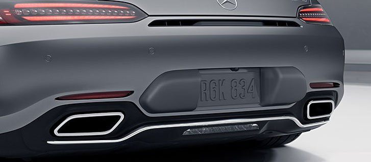AMG Sport Exhaust