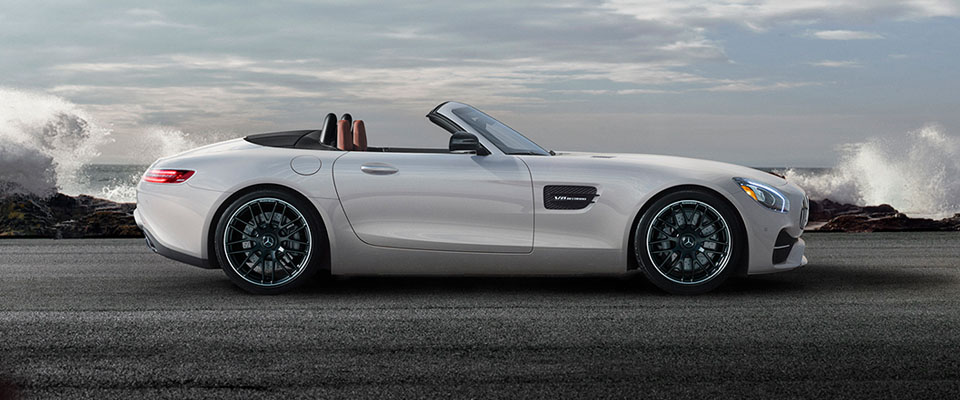 2019 Mercedes-Benz AMG GT Roadster Safety Main Img