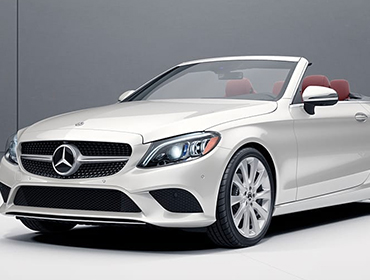 2019 Mercedes-Benz C-Class Cabriolet appearance